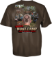 Redneck Hunt Camp Tee, Back