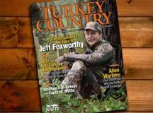 I finally made it on the cover of Turkey Country.