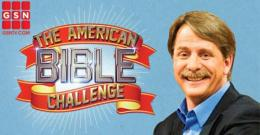 One promo from The Great American Bible Challenge.