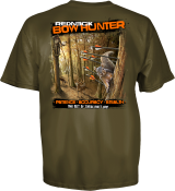 Redneck Bow Hunter Tee, Back
