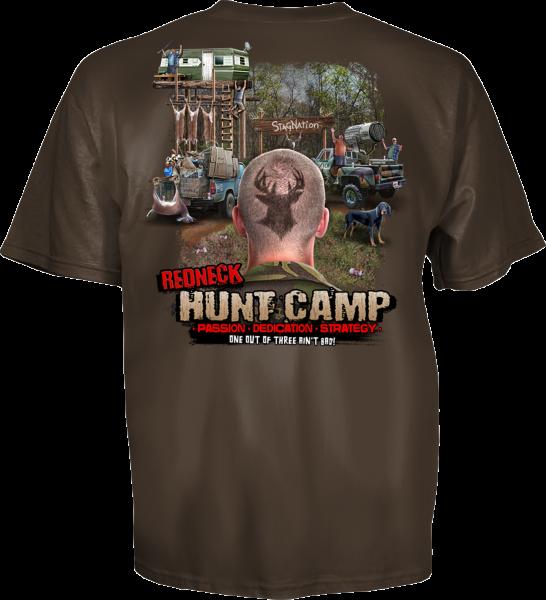 Redneck Hunt Camp Tee, Ba
