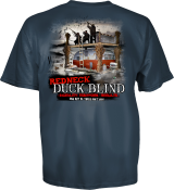 Redneck Duck Blind Tee, Back