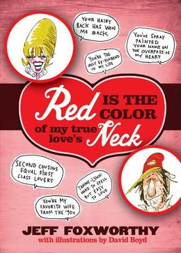 Red Is The Color Of My True Love's Neck